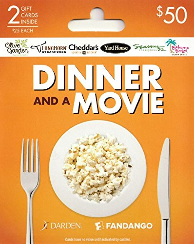 Darden-Fangango Dinner and a Movie