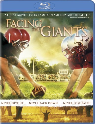 Facing the Giants [Blu-ray] by Provident Distribution Group