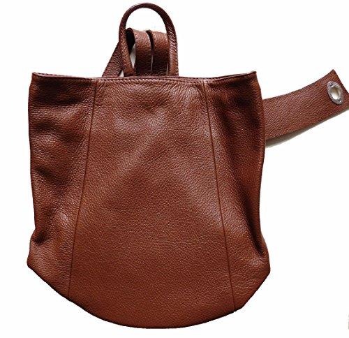 main porté femme à Sac marron au marron dos pour Carele Bottega q8wtEaIn