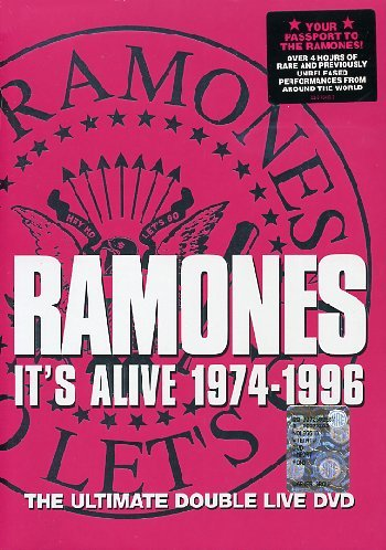 Ramones: It's Alive 1974-1996 by Warner Manufacturing