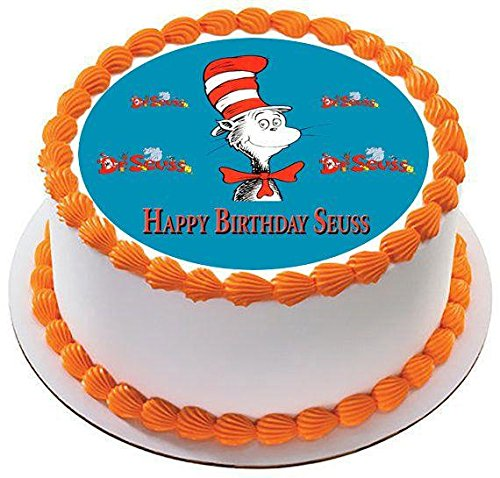 Wondrous Dr Seuss Cake Toppers Shop Dr Seuss Cake Toppers Online Birthday Cards Printable Nowaargucafe Filternl