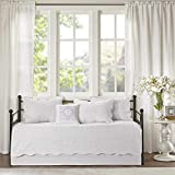 Madison Park Tuscany 6 Piece Daybed Set White Daybed