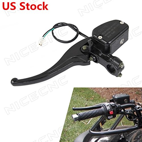 FOR POLARIS FRONT LEFT BRAKE MASTER CYLINDER REPLACES 2010238