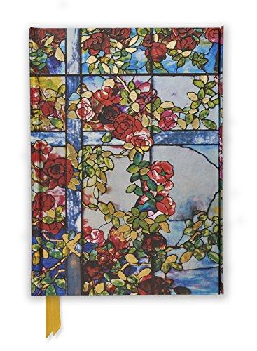 - Tiffany: Trellised Rambler Roses (Foiled Journal) (Flame Tree Notebooks)