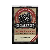 Kodiak Cakes Protein Pancake Power Cakes, Flapjack and Waffle Baking Mix, Buttermilk, 20 Ounce (packaging may vary)