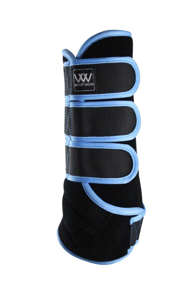 WOOF WEAR Dressage Wraps Medium Powder Blue