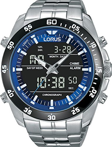 Lorus Sport RW629AX9 Mens Chronograph very sporty