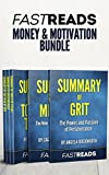 FastReads Money & Motivation Book Bundle: Includes Summary of Grit, Summary of Mindset, Summary of Tools of Titans, Summary of Unshakeable, and Summary of The War of Art