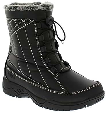 Amazon.com   Boston Accent Women's Eve Snow Boot, Wide