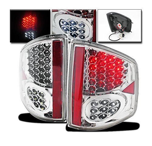 ZMAUTOPARTS Chevy S Truck/GMC Sonoma LED Altezza Tail Light