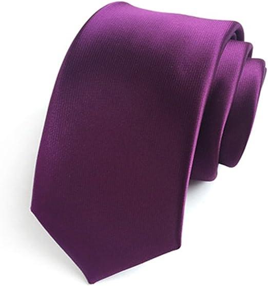 YYB-Tie Corbata Moda Corbata de Hombre Corbata Formal de Negocios ...