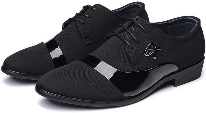 Mocassins Pour Confort Habillées Fhtd Chaussures Homme WH9IYD2E