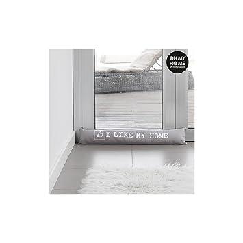 Cojines / Burlete para puertas I Like Oh My Home / Cojin decorativo para puerta
