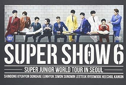 Super Junior Show