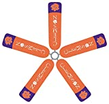 Fan Blade Designs Clemson Ceiling Fan Blade Covers