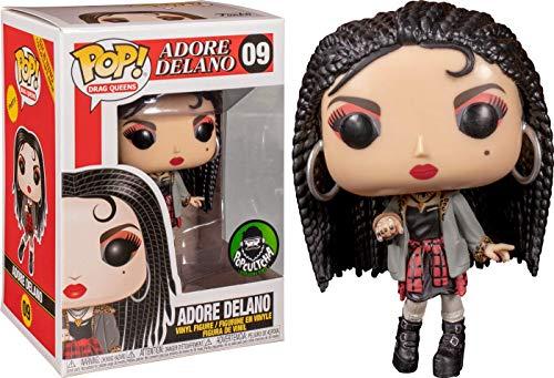 POP! Funko Drag Queens Adore Delano - Exclus