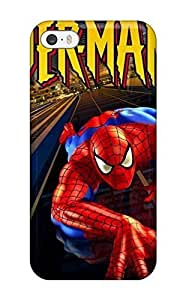 5806161K22771755 New Iphone 5/5s Case Cover Casing(spider-man)