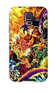 ZippyDoritEduard Case Cover Protector Specially Made For Galaxy S5 Avengers