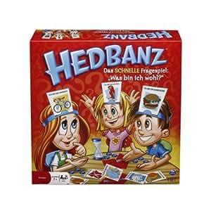 Hedbanz - Juego de mesa (Spin Master Games) [versión en alemán]