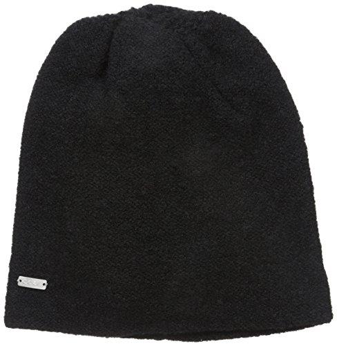 Coal Women's The Asher Merino Wool Slouchy Beanie Hat, Black, One Size