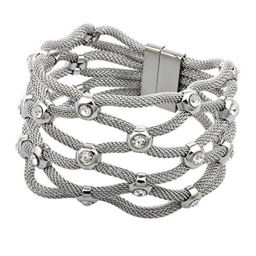 copaul-fashion-316l-stainless-steel-silver-crystal-rhinestone-nets-shape-bracelets