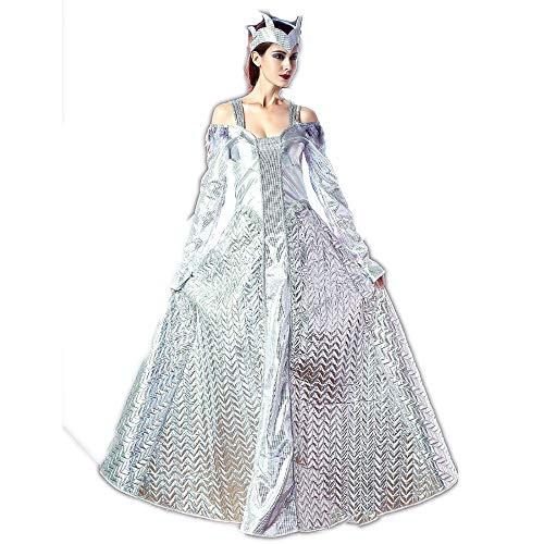 LVLUOYE Cosplay Halloween Costume, Ancient Greek Goddess, Roman Goddess Uniform, Nightclub Ds -