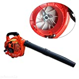 Leaf Blowers & Vacuums by Feiuruhf,Electric Blower Handheld Vacuum Action DUST Leaf Cleaning Power Tools Blowers 26cc 2-Stroke Handheld Leaf Cleaning Collector Gas Power Lawn Tool