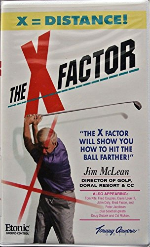 The X Factor Jim McLean ()