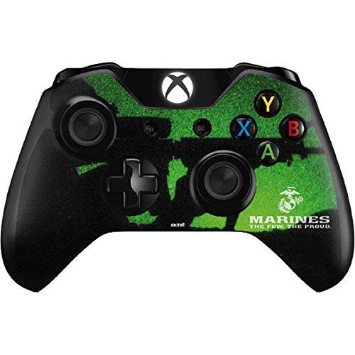 Marines Xbox One Controller Skin - Marine Shadow Vinyl Decal Skin For Your Xbox One Controller