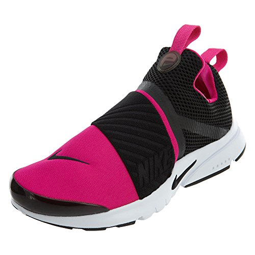 57e1e169343aa NIKE Presto Extreme (GS) Big Kid s Running Shoes Black Pink Prime White