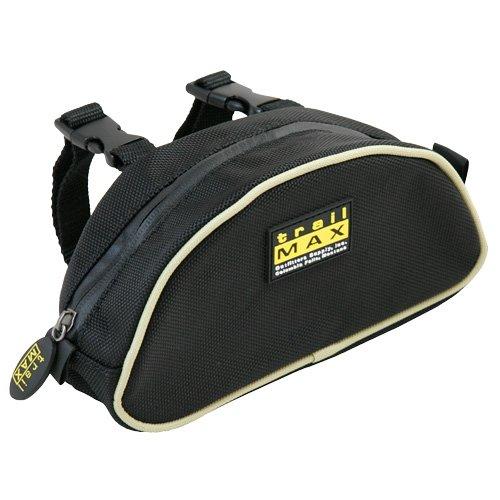 Lightweight Endurance Saddles (TrailMax 500 Series Saddle Pommel Pocket (Black))