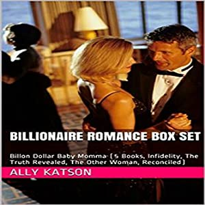Billionaire Romance Box Set: Billon Dollar Baby Momma Audiobook