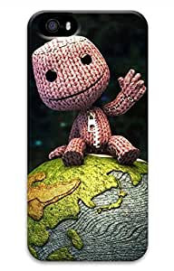 Customized iPhone 4 Case - Popular Interesting Sackboy iPhone 4/4S Hard 3D Case Cover