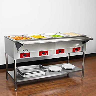 Amazon.com: 110V Calentador de Alimentos Eléctrico Comercial ...