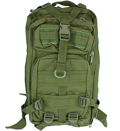 30L Army Tactical Combat Backpack Outdoor Trekking Army Backpack - 4