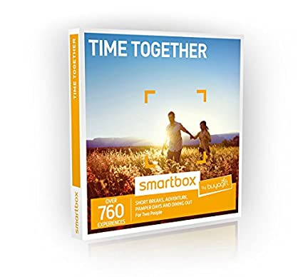 Buyagift Time Together Gift Experiences Box