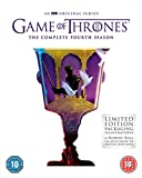 Game of Thrones - Season 4 [Limited Edition Sleeve] [2015] [DVD]