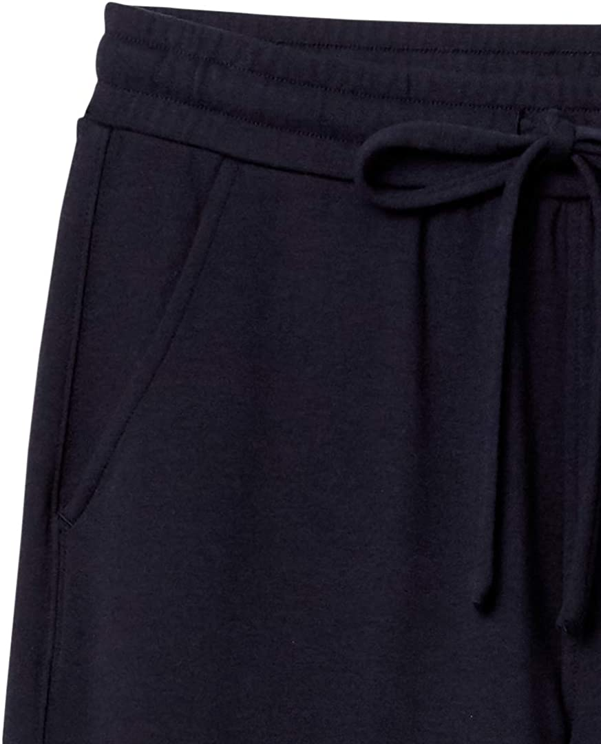 Brand - Daily Ritual Women's Terry Cotton and Modal Easy Lounge Pant: Clothing