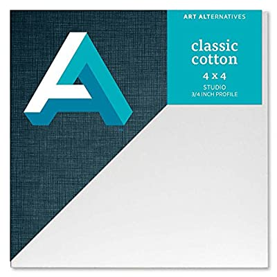 AA Studio Stretched Canvas Case of 10