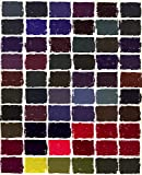Terry Ludwig Soft Pastels- Set of 60 Intense Dark Colors