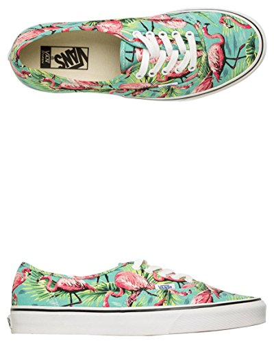 Vans Authentisch Türkis Flamingo