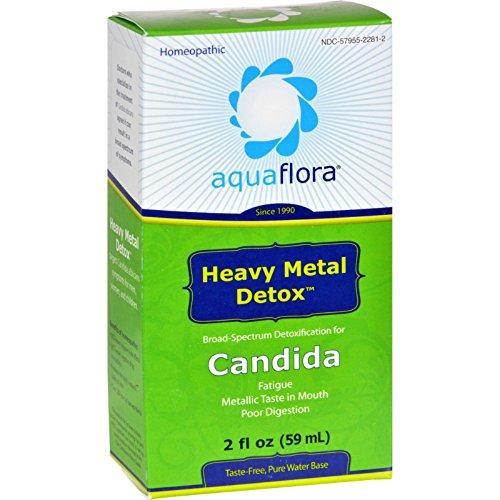 Aqua Flora Heavy Metal Detox   2 Fl Oz
