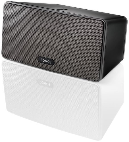 Sonos PLAYBAR Multi-Room Whole House Home Theater System with PLAY:1 Speakers, PLAY:3 Speaker, and SUB Wireless Subwoofer (Black) by Sonos (Image #5)