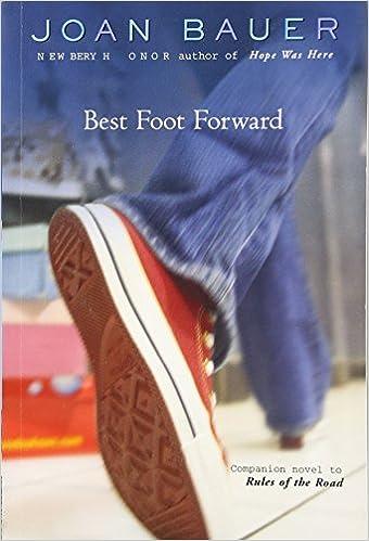 Amazon.com: Best Foot Forward (9780142406908): Joan Bauer: Books