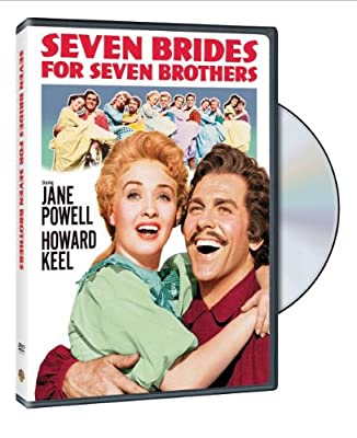 Seven Brides For Seven Brothers [DVD]
