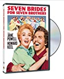 7 brides for seven brothers - Seven Brides For Seven Brothers [DVD]