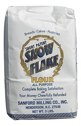 Snow Flake All Purpose Flour 80 Ounces