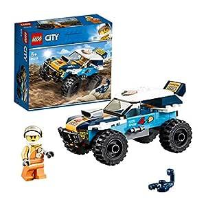 LegoCityÇöl Rallisi Yarış Arabası (60218)