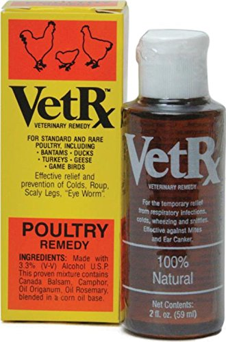 DPD VETRX Poultry Remedy - 2 Ounce