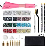 Hotfix Applicator Tool, Bedazzler Kit with DIY Hot